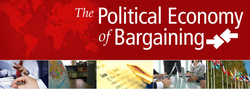 PEB2008 The Political Economy of Bargaining